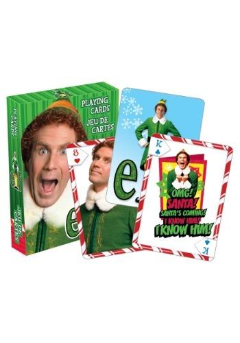 Buddy the Elf Playing Card Set