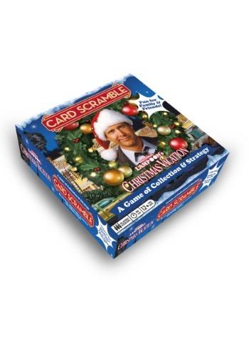 National Lampoon's Christmas Vacation Card Scramble Game