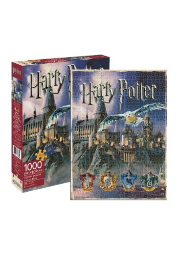 Harry Potter- Hogwarts Castle 1000 Piece Puzzle