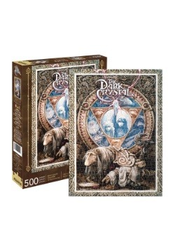 500 Piece Jim Henson's The Dark Crystal Puzzle