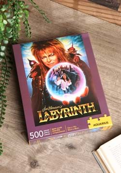 Jim Henson's Labyrinth 500 Piece Puzzle