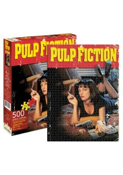 Pulp Fiction Poster 500 Piece Puzzle