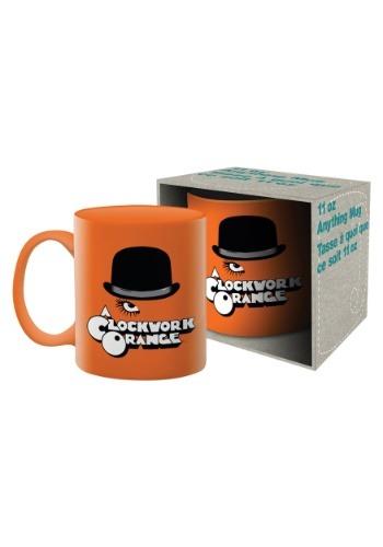 A Clockwork Orange 11oz Orange Mug