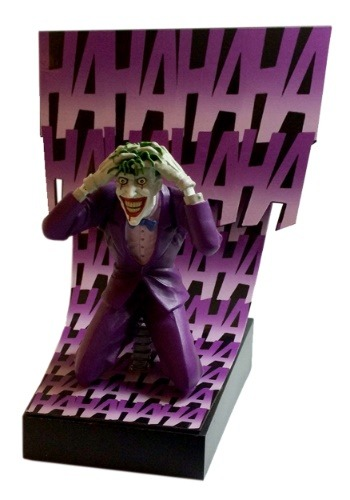 Birth of the Joker Premium Motion Statue