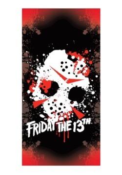 Friday The 13th Jason's Mask Beach / Bath Towel