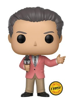 Pop! WWE- Vince McMahon w/ Chase2