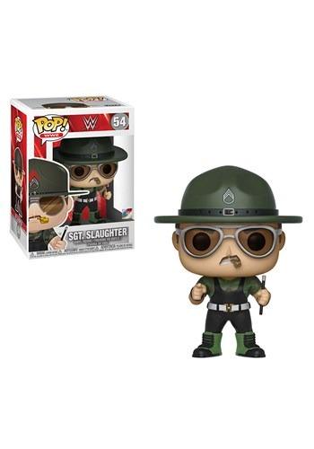 Pop! WWE- Sgt. Slaughter
