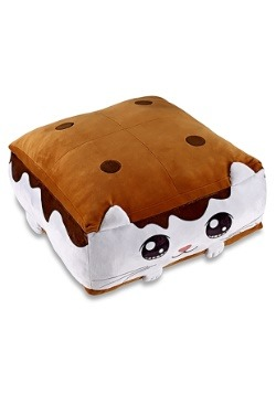 Squishy Squad S'mores Cat Pillow1