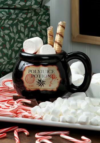Harry Potter Polyjuice Potion Sculpted Mug
