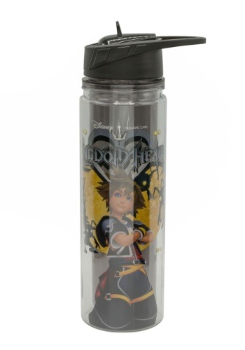 Kingdom Hearts Lurkers Double Walled Tritan Water Bottle