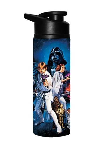 Star Wars Episode 4 Stainless Water Bottle