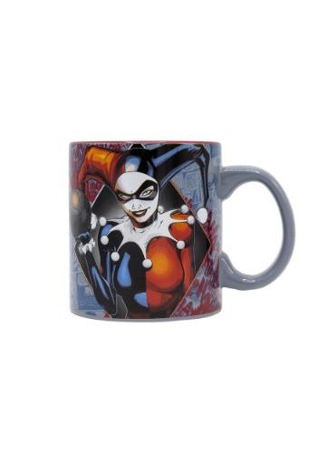 Harley Quinn in Diamond 20 oz Jumbo Ceramic Mug