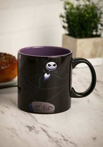 Nightmare Before Christmas Graveyard 20 oz Mug