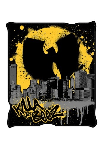 "Wu-Tang Clan Fleece 50"" x 60"" Throw Blanket"