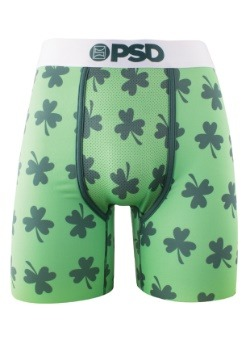 PSD Underwear- Lucky Clover Kyrie Irving Collection