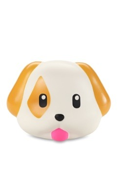 "6"" Squishy Squad Jumbo Dog Squishy Toy"