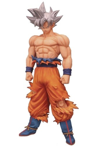 DBZ Grandista Resolution of Soldiers Son Goku Figure