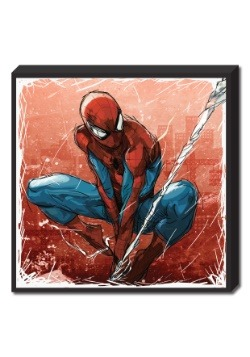 "Spider-Man Molded Foam Art 15""x15"""
