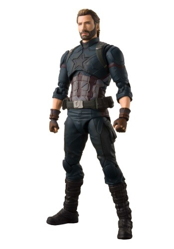 Avengers: Infinity War Captain America Bandai Action Figure