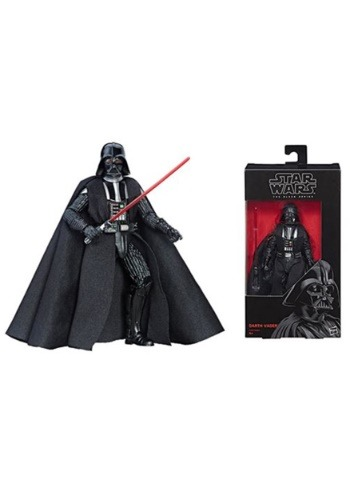 "Star Wars The Black Series Darth Vader 6"" Action Figure"