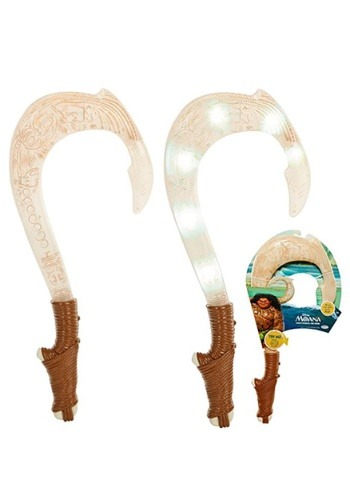 Disney Moana Maui's Magical Fish Hook