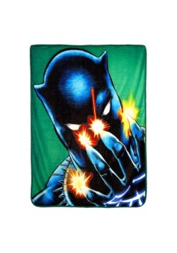 "Black Panther Claws 46"" x 60"" Super Soft Throw"