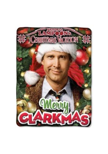 """Christmas Vacation Merry Clarkmas 46"""" x 60"""" Super Soft Throw"""