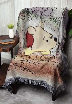 Winnie the Pooh Tapestry Throw-update