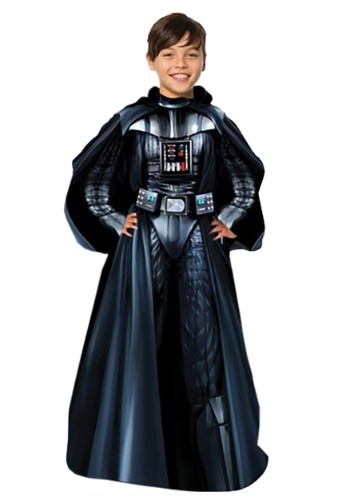 Star Wars Darth Vader Child Comfy Throw