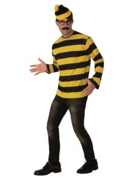 Where's Waldo Adult Odlaw Costume