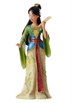 Disney Showcase Mulan Couture de Force Collectible Figure