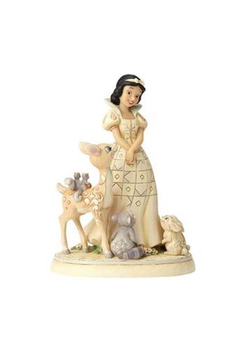 White Wonderland Snow White Figure