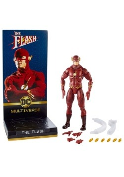 "Flash DC Multiverse 6"" Figure"