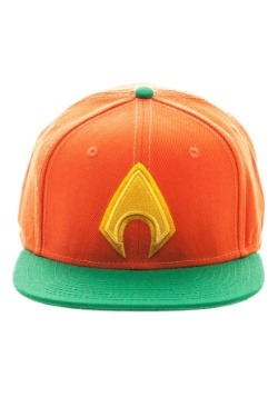 Aquaman Logo Snap Back Hat
