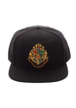 Hogwarts Crest Snap Back Hat alt 2