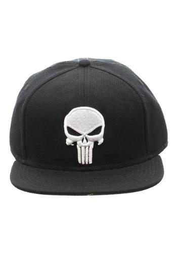 Punisher Logo Snap Back Hat