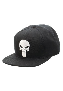 Punisher Logo Snap Back Hat