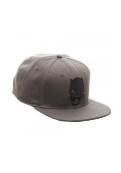 Black Panther Snap Back Hat Alt2