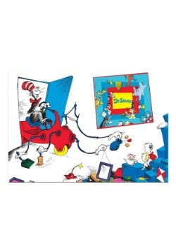Dr. Seuss 24 Piece Floor Puzzle The Cat in the Hat