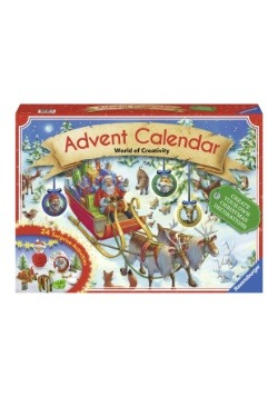 Ravensburger Christmas Advent Calendar