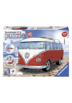 VW Bus T1 162 Piece Ravensburger 3D Puzzle