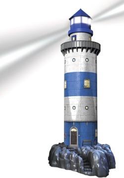 Lighthouse 216 Piece Ravensburger 3D Puzzle