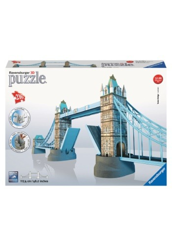 Tower Bridge 216 Piece Ravensburger 3D Puzzle