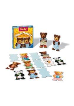 Teddy Mix & Match Card Game