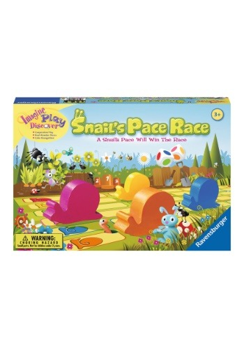 Snail's Pace Race Board Game