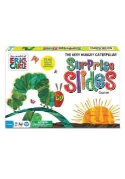 The Very Hungry Caterpillar Surprise Slides Game