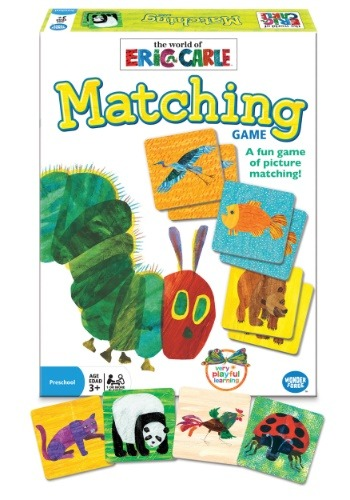 The World of Eric Carle Matching Card Game1