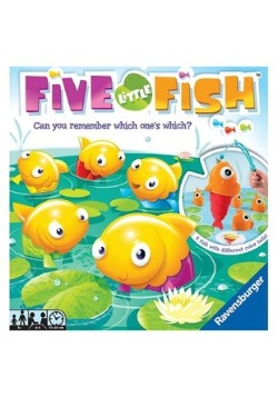 Five Little Fish Game