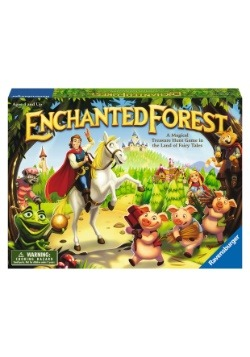 Enchanted Ravensbuger Children's Game
