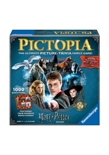 Pictopia: Harry Potter Edition Board Game